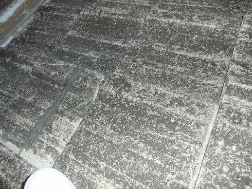 堺市西区の屋根瓦葺き替え工事