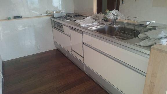 エクセラート平野803 システムキッチン