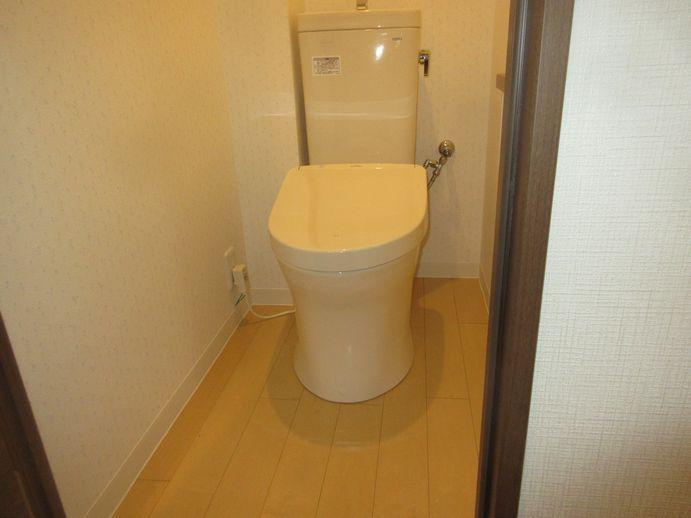 エクセラート平野803 トイレ