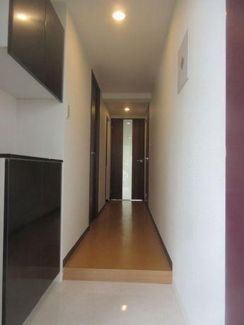 エクセラート平野803号室 玄関